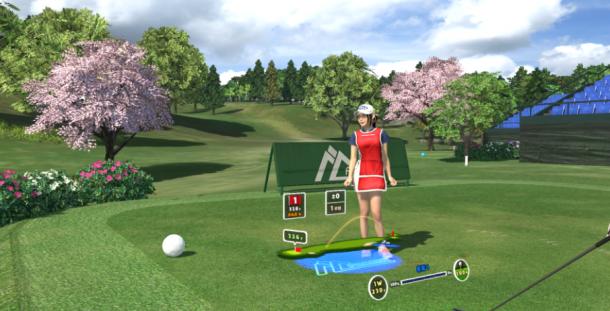 臨場感爆表!索尼互娛宣布《大眾高爾夫VR》6月7日發售