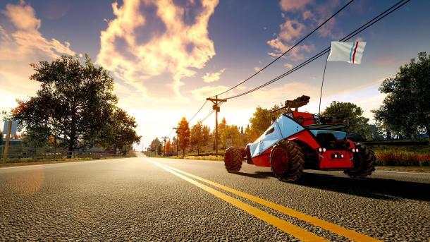 """《绝地飞车》免费登陆Steam抢先体验 目前""""多半差评"""""""