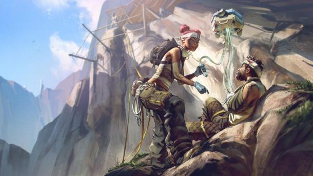 别出心裁 《APEX英雄》玩家制致命滑索惩罚开挂队友