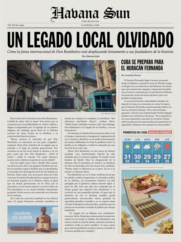 《守望先锋》发布4月活动神秘预告 新行动地图哈瓦那?