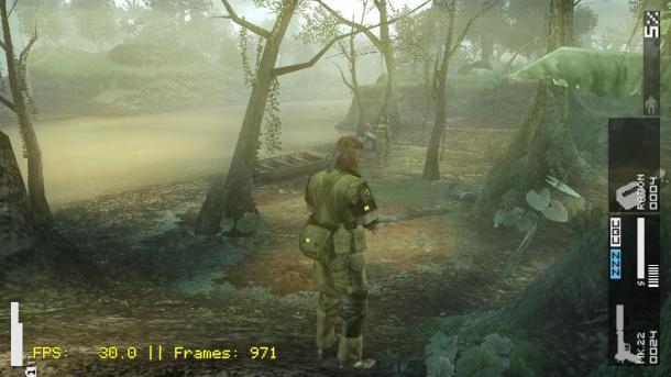 Switch可全速运行PSP《合金装备:和平行者》及GTA
