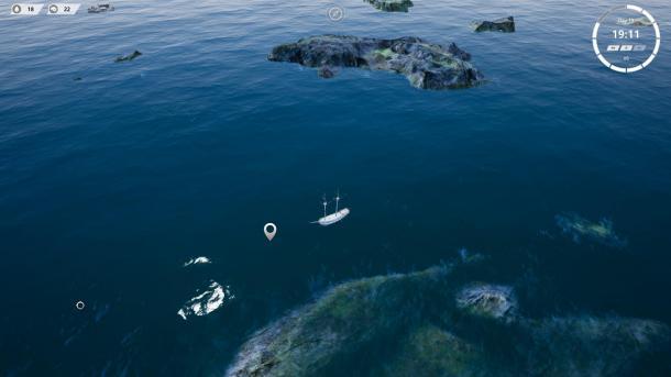 策略冒险游戏《野性的海洋》预告 洪灾爆发大清亡了