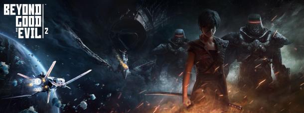 潜力巨大!育碧CEO对《超越善恶2》游戏世界表现十分自信