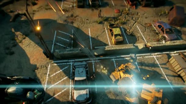 成为废土霸主 《狂怒2》公布2分钟枪支及能力演示视频