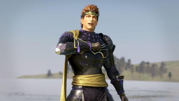 《真三國無雙8》新服裝DLC截圖 辛憲英清純可人有氣質
