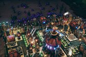 策略新作《梦幻引擎:移动城市》科幻版天空之城