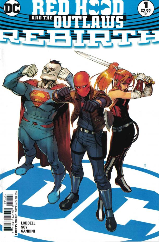 DC新作《法外者》海报流出 周五公布或Epic独占