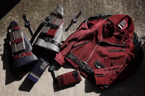 《鬼泣5》游戏周边推出 夹克衫等做工精细完美还原