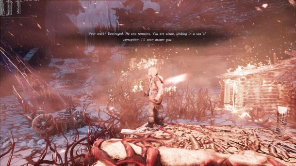 《归于沉寂》最高设置高清截图欣赏 光线效果惊人