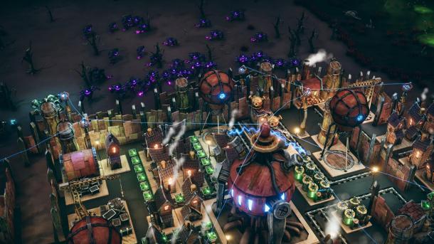 策略新作《梦幻引擎:移动城市》 科幻版天空之城