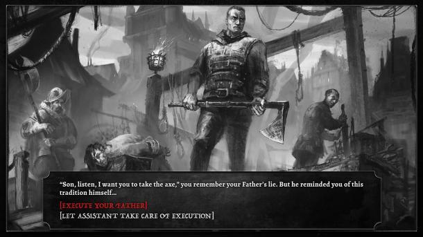 恐怖RPG《处刑者》7月17日发售 扮演刽子手虐囚