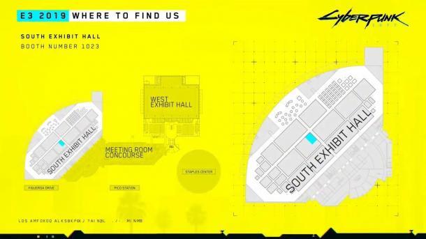 《赛博朋克2077》E3展位公布 或会公开实机演示