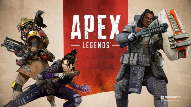2019年4月数字游戏收入榜 《Apex英雄》跌出前十