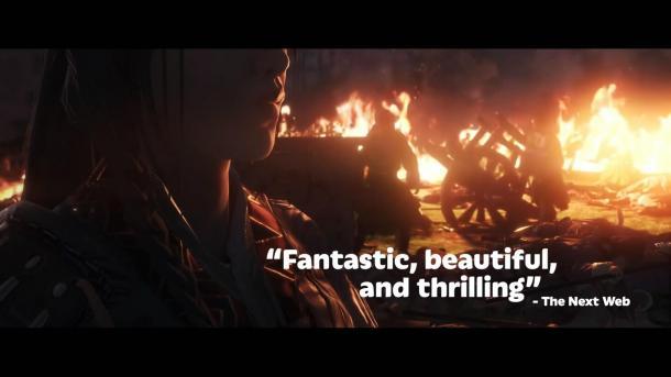 """《全面战争:三国》""""铸造传奇""""宣传片 游戏让人热血沸腾"""