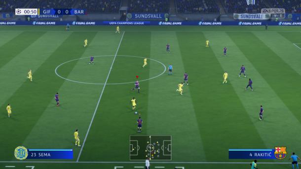 提前画饼:EA介绍《FIFA 20》关键玩法改动