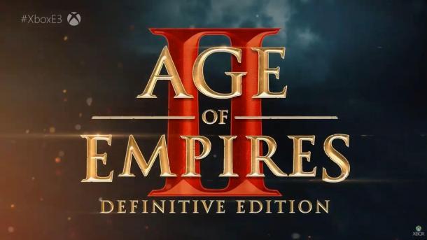 E3:《帝國時代2:終極版》公布 支持4K