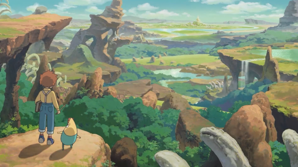E3:《二之国:白色圣灰的女王》9月20日多平台登录