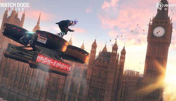 《看門狗:軍團》支持光追 英偉達與育碧通力合作