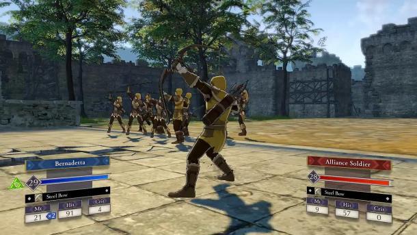 E3:Switch《火焰紋章:風花雪月》學院部分超長試玩
