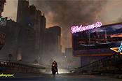 《�博朋克2077》新情�� 武器雨滴不�囝�型�S富