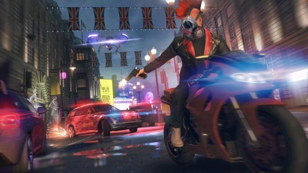 育碧建议《看门狗军团》玩家广开思路 体验多种可能性