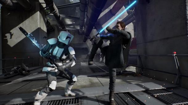 開發商透露《星球大戰絕地:隕落的武士團》為何不用寒霜引擎