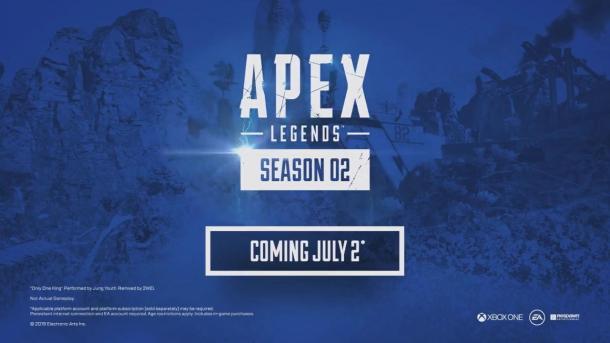 飛龍排位電擊妹!《Apex英雄》第二賽季宣傳片已偷跑