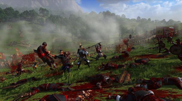 《全面戰爭:三國》血腥效果包DLC發售 Steam售價20元