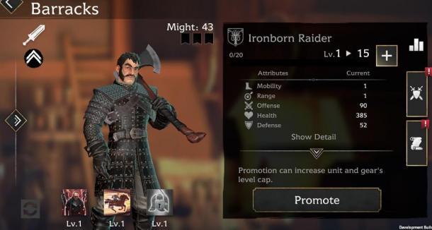蓋婭互娛策略新手游 《權力的游戲:境外決戰》公布