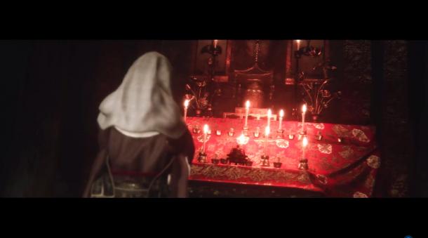粉丝自制《只狼》电影向短片 画面超精细且富有感染力