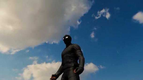 《漫威蜘蛛俠》x《蜘蛛俠:英雄遠征》新戰衣演示