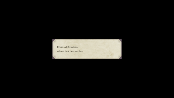 《火焰纹章:风花雪月》哪里都好 就是字体真的有点小
