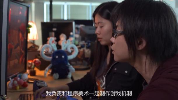 CJ 2019:《壁中精灵》新预告 中文版正在制作中