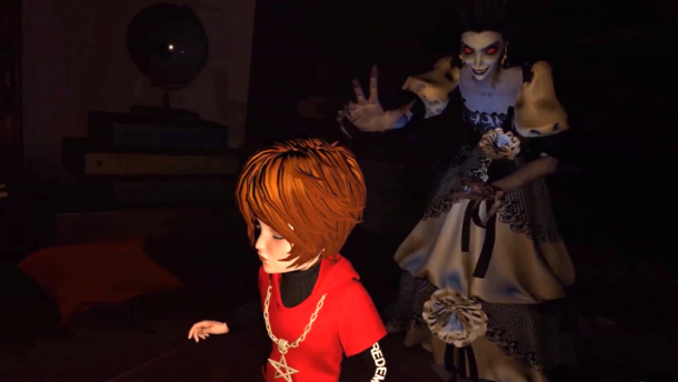CJ 2019:恐怖游戏《暗夜长梦》公布宣传片 现实与幻想交错