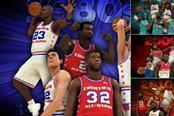 《NBA 2K20》传奇球队阵容公布后被吐槽