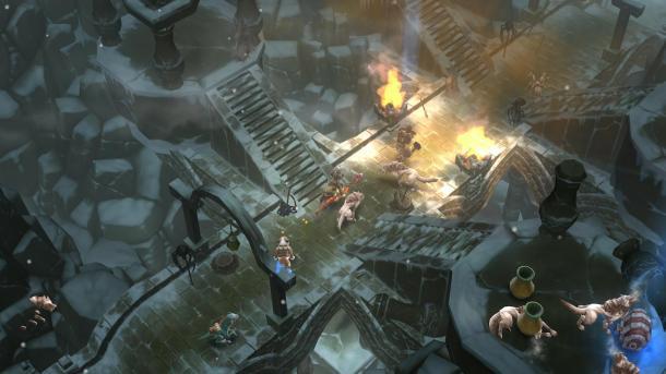 售价20美刀 《火炬之光2》主机版现已正式发售
