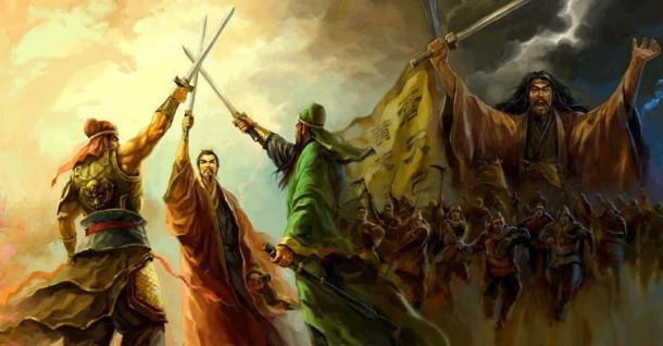 《三国志14》公布新追加武将范方!能力平平五围紧缩