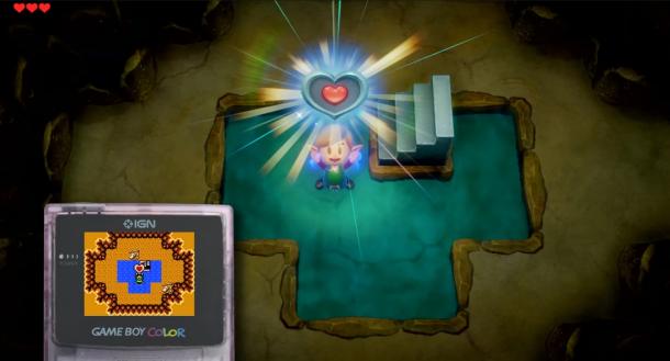 《塞尔达传说:织梦岛》自定义地牢玩法源自马里奥制造