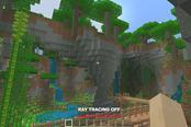 《我的世界》RTX光追开启前后对比 简直两个游戏