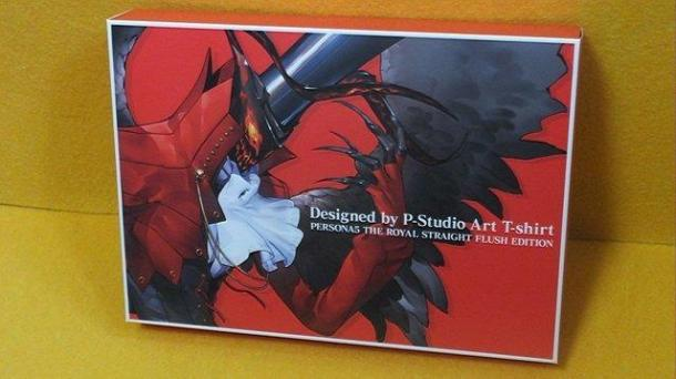 《女神异闻录5R》正式发售 豪华限定版开封报告来袭