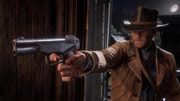 《荒野大镖客2》《GTA5》出货量更新:2650万和1.15亿