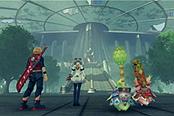 《异度神剑:终极版》公布了多段新视频  包含实机操作