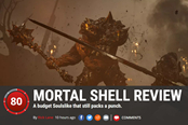 《致命躯壳》类魂系游戏现已正式上线 各媒体…