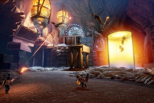 合作类新游《双人成行》Steam获特别好评
