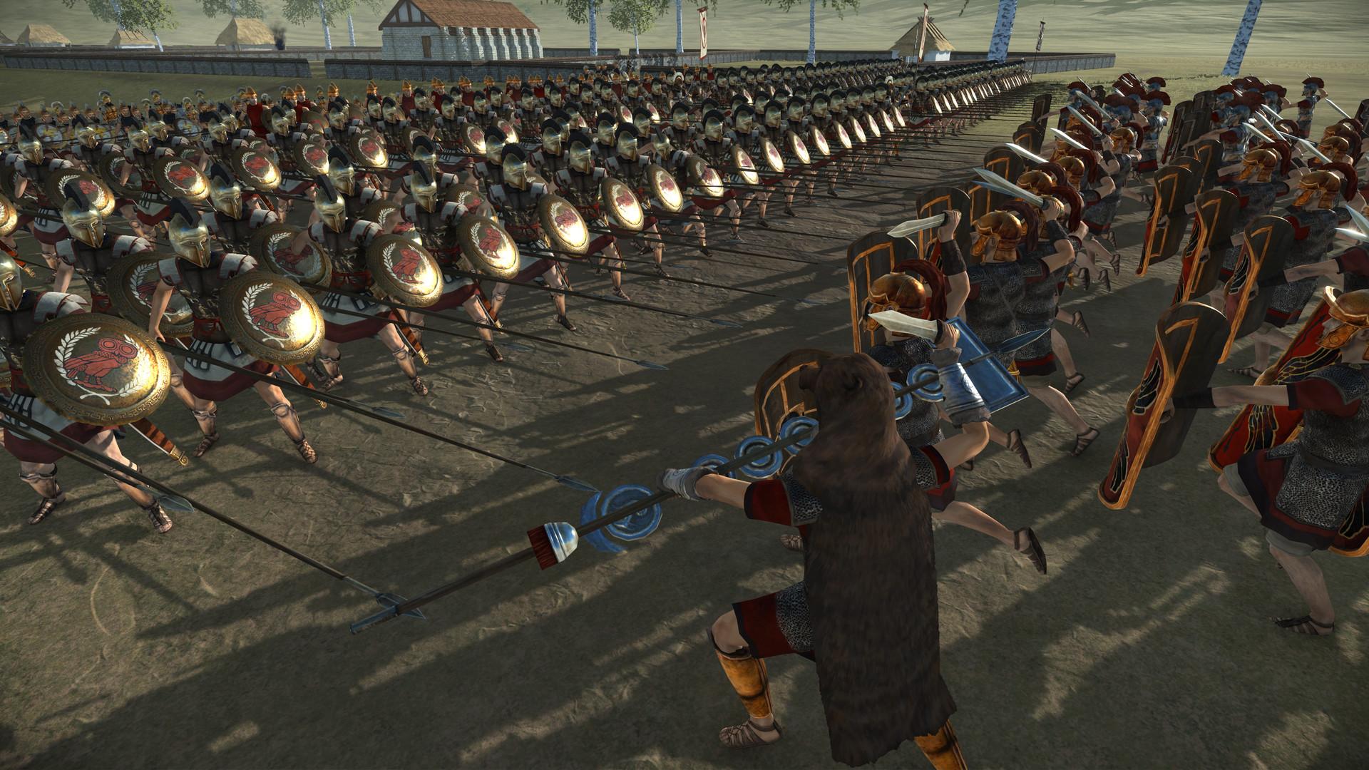 全面战争:罗马重制版图片