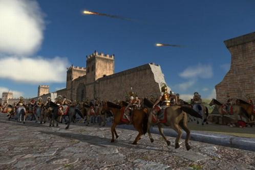 《全面战争:罗马》重制版PC配置需求公布