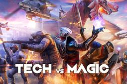 界限:科技与魔法