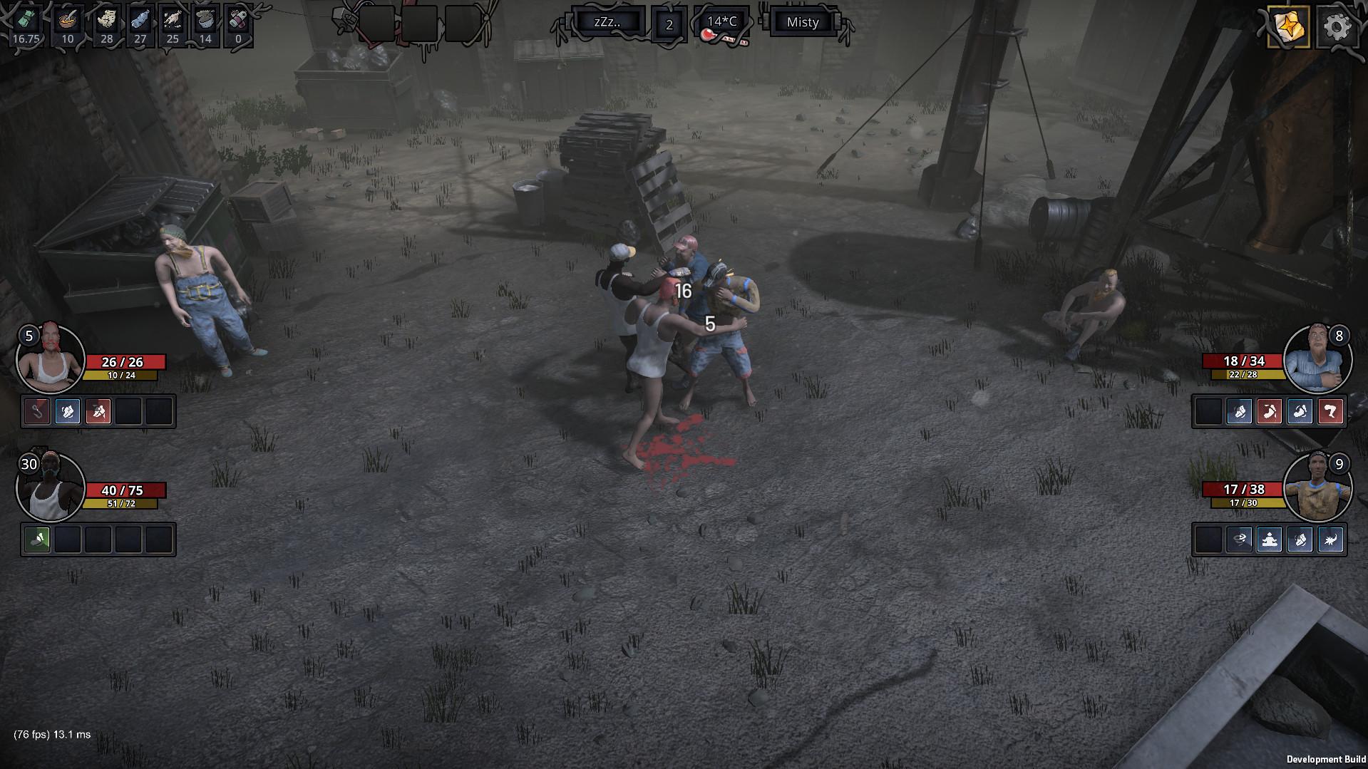 流浪汉的斗争图片
