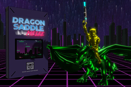 Dragon Saddle Melee
