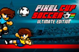 像素世界杯足球赛:终极版